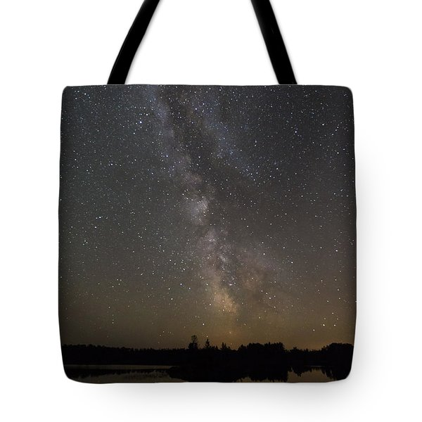 Kawishiwi Milky Way Tote Bag