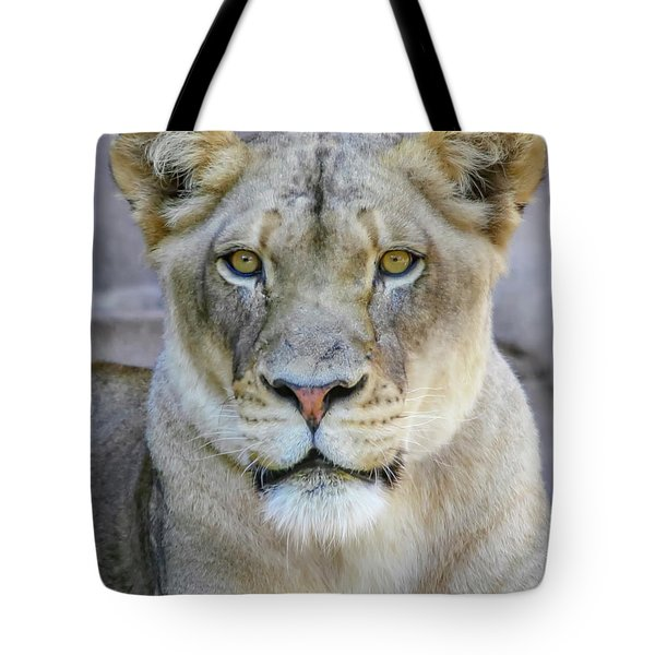 Kaya Portrait Tote Bag