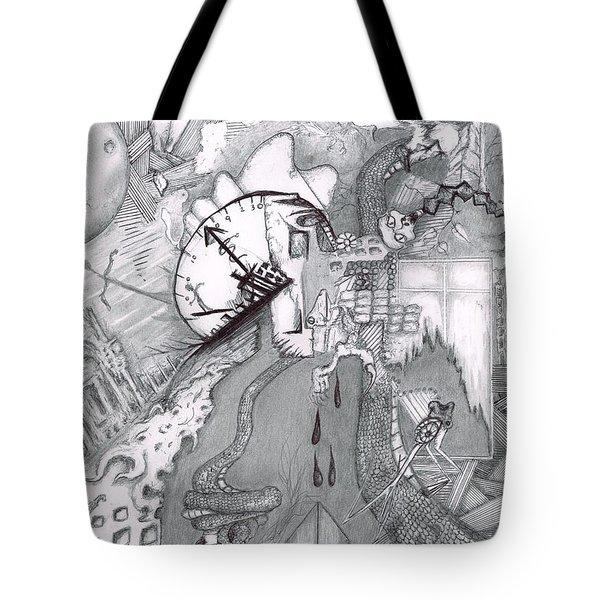 Kayla Dan Collaboration Tote Bag