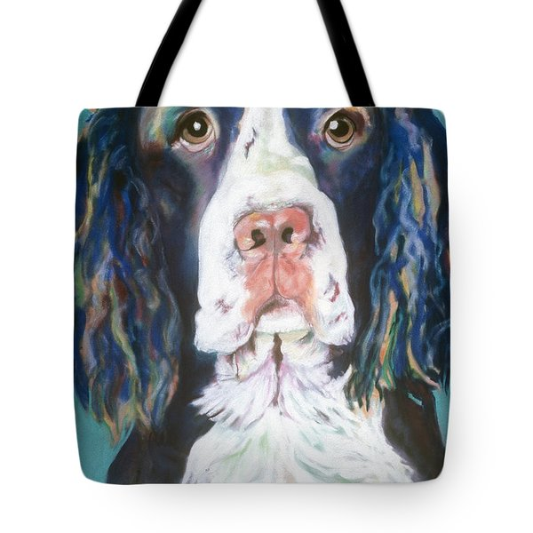Kayla Tote Bag by Pat Saunders-White