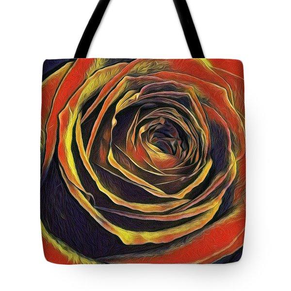 Kayla Rose Tote Bag