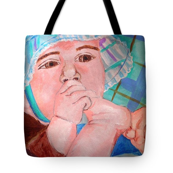 Kaylie Tote Bag by Josie Weir