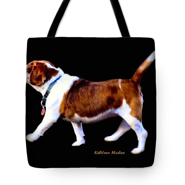 Kc In Motion Tote Bag