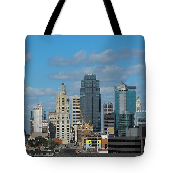 Kc Is Booming Tote Bag