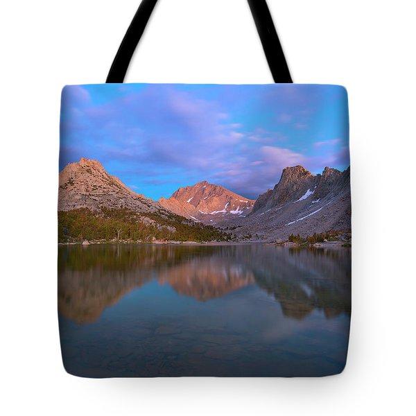 Kearsarge Lake Twilight Tote Bag