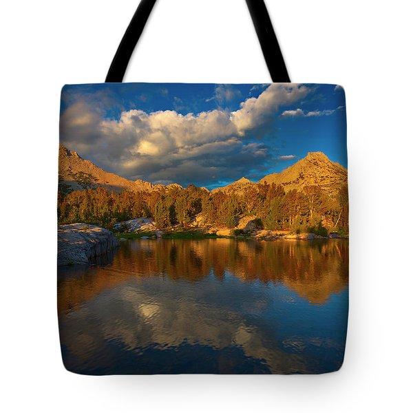 Kearsarge Lakes II Tote Bag