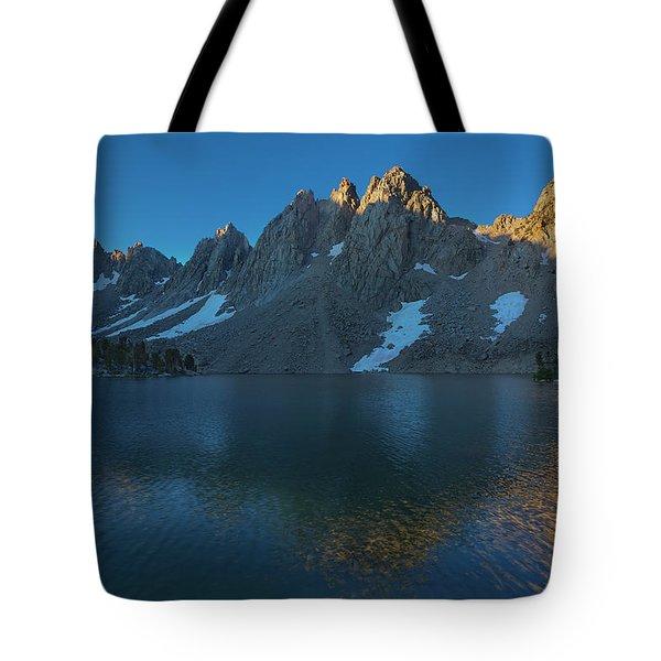 Kearsarge Lakes Morning Tote Bag