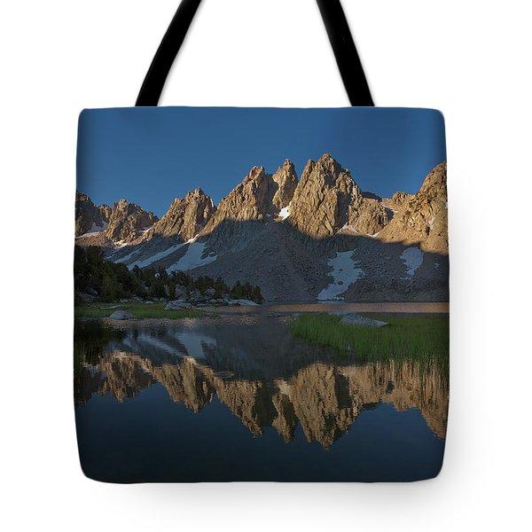 Kearsarge Lakes Morning II Tote Bag