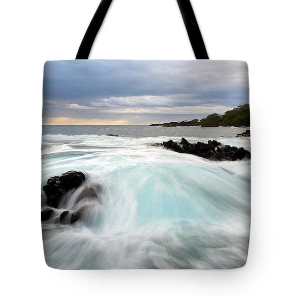 Keauhou Sunset Tote Bag
