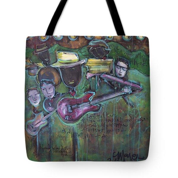 Keb' Mo' Live Tote Bag