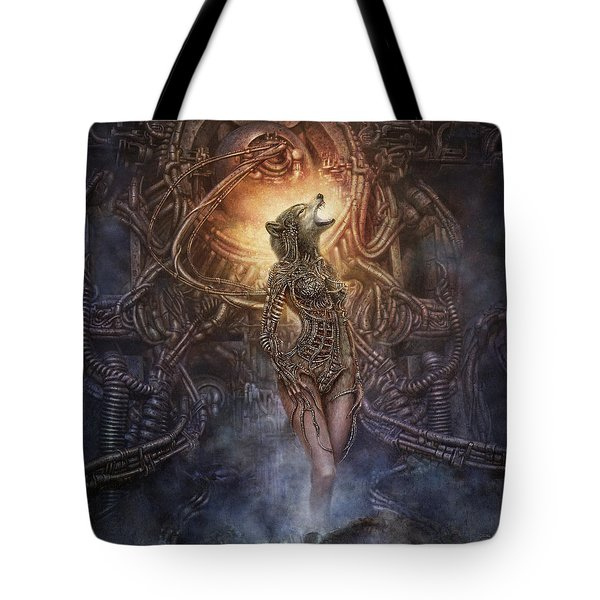 Kebechets Rebirth Tote Bag