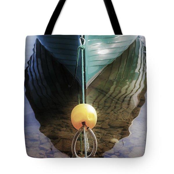 Keel Of A Boat Tote Bag by Joana Kruse