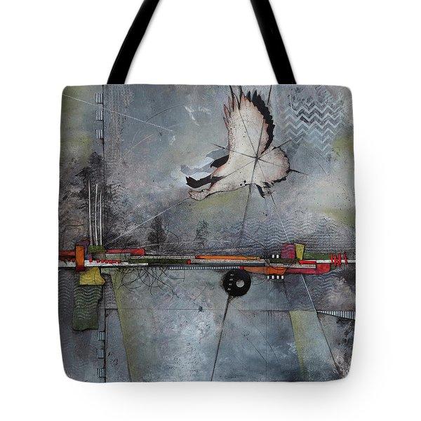 Keen Eye Tote Bag