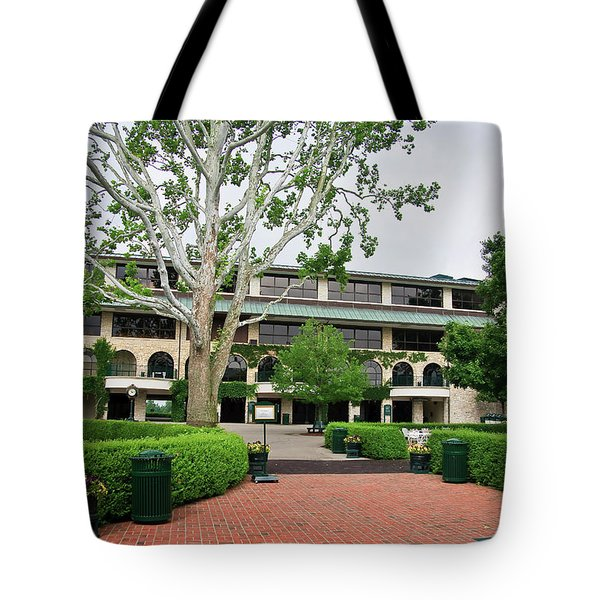 Keeneland Race Track In Lexington Tote Bag