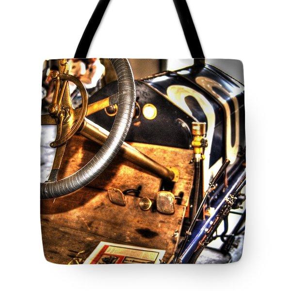 Keep It Simple Stupid  Tote Bag