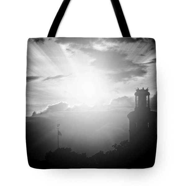 Keep Shining On II Tote Bag