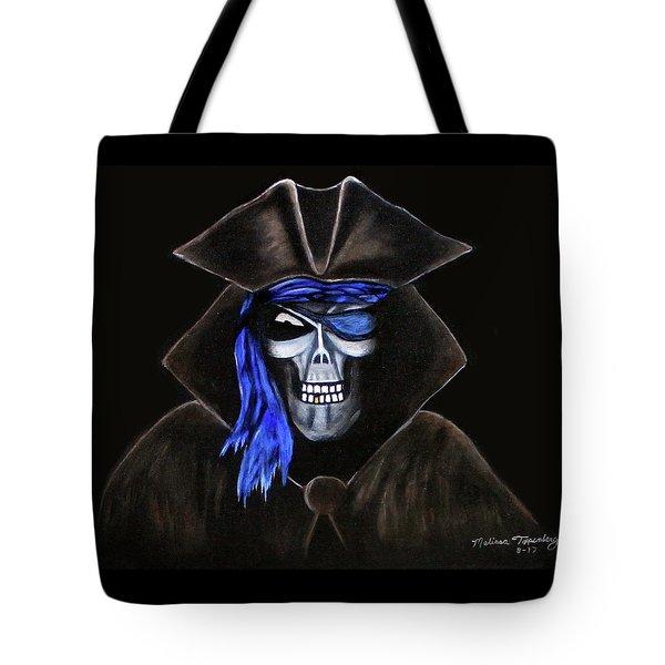 Keep To The Code Tote Bag