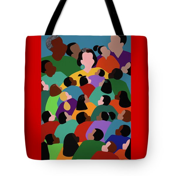 Keeper Of The Flame Tote Bag