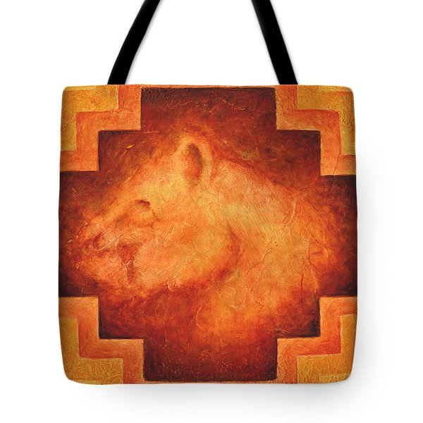 Keeper Of The Torch Tote Bag