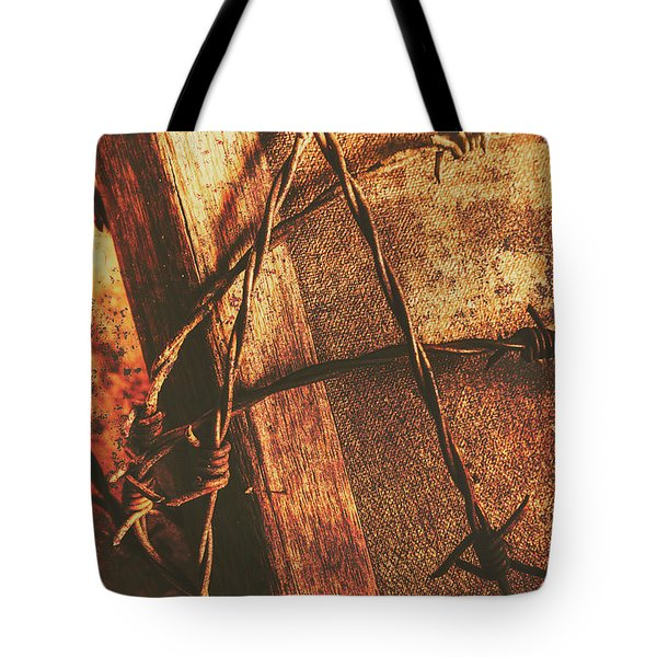 Keepers Of The Oath Tote Bag