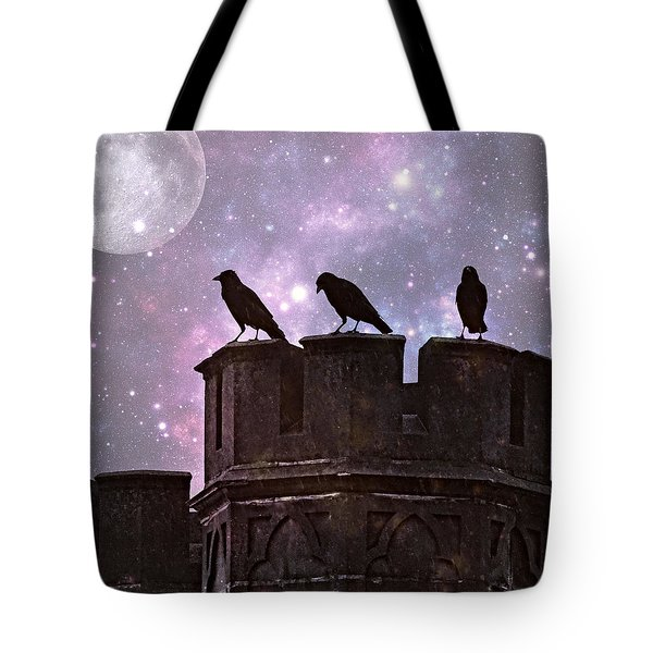 Keepers Of The Tower Tote Bag