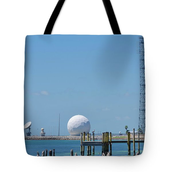 Keeping An Eye Out Tote Bag