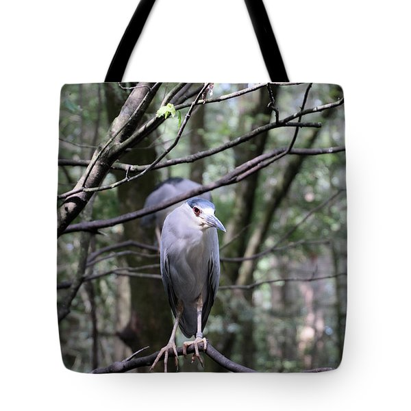Keeping Eyes Alert Tote Bag