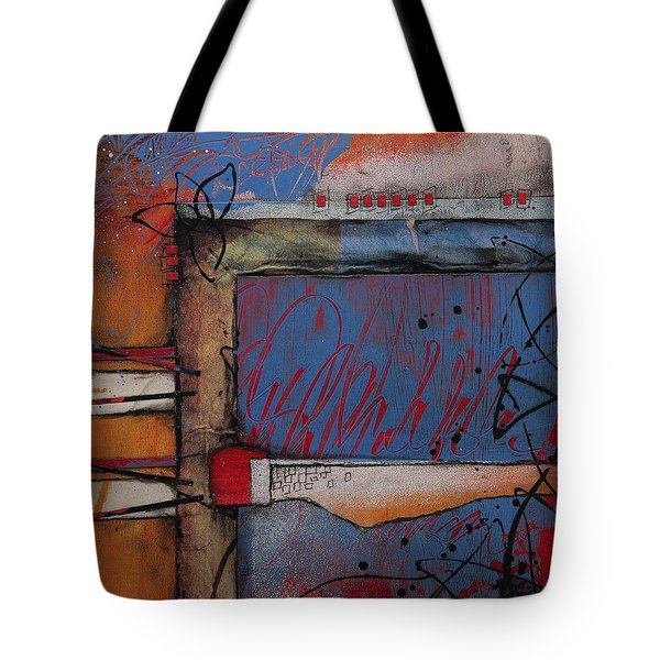 Keeping It Together Tote Bag