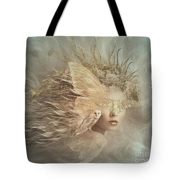 Keeping Watch Tote Bag