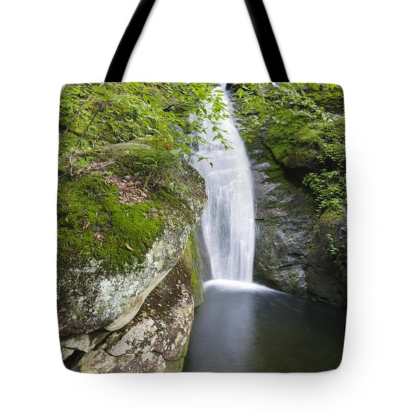 Kees Falls - Caribou Speckled Mountain Wilderness Maine Tote Bag