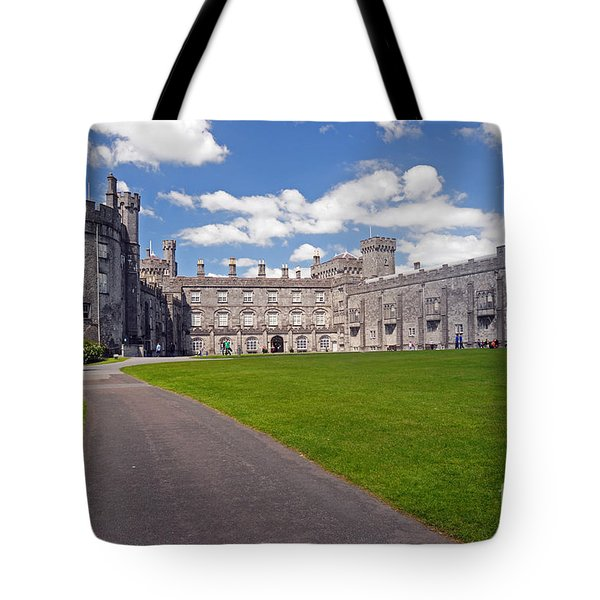 Kilkenny Castle  Tote Bag by Cindy Murphy - NightVisions