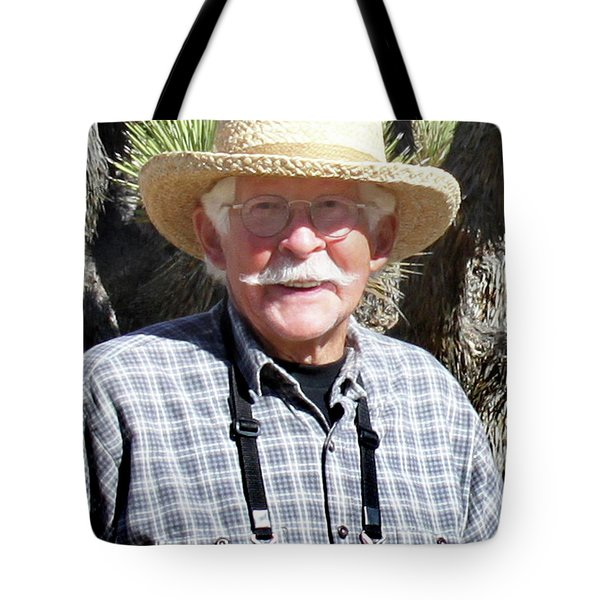 Keith Axelson Tote Bag