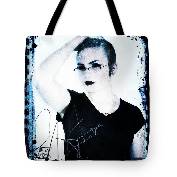 Kelsey 2 Tote Bag by Mark Baranowski