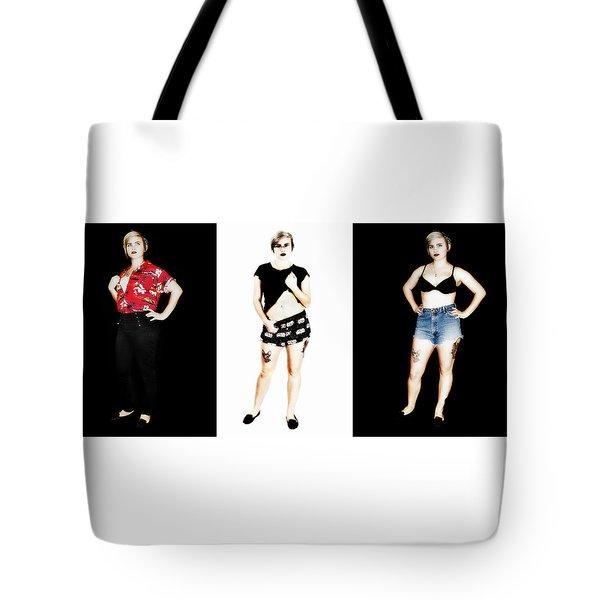 Kelsey 4 Tote Bag