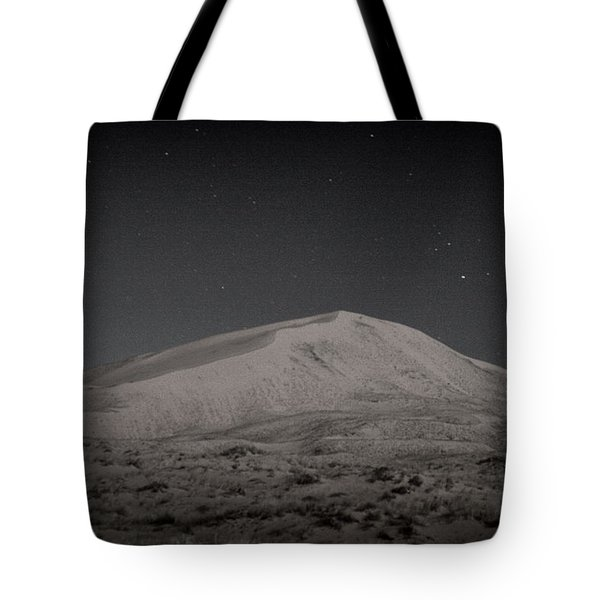 Kelso Dunes At Night Tote Bag