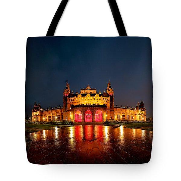 Kelvingrove Art Gallery Night Tote Bag