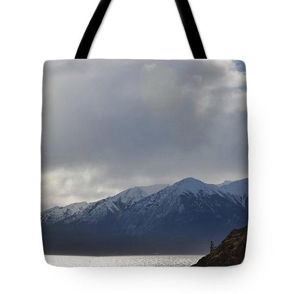 Kenai Peninsula Tote Bag