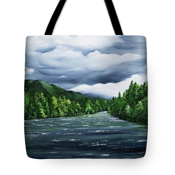 Kenai Tote Bag