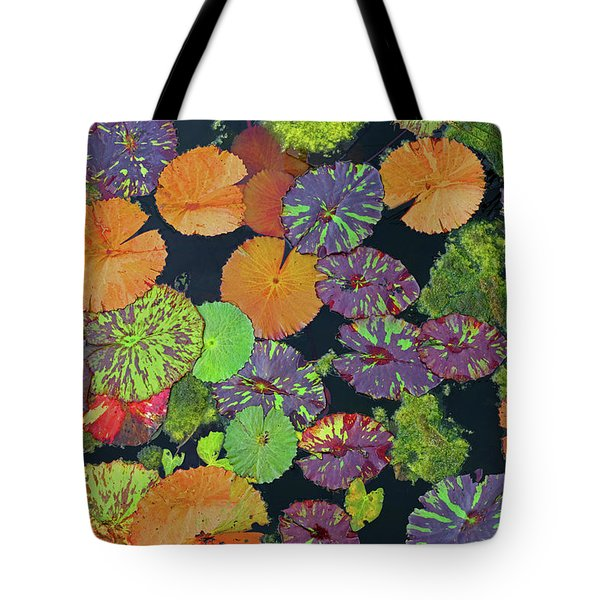Happy Pads Tote Bag