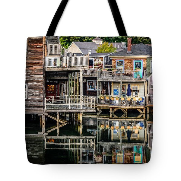Kennebunkport Tote Bag