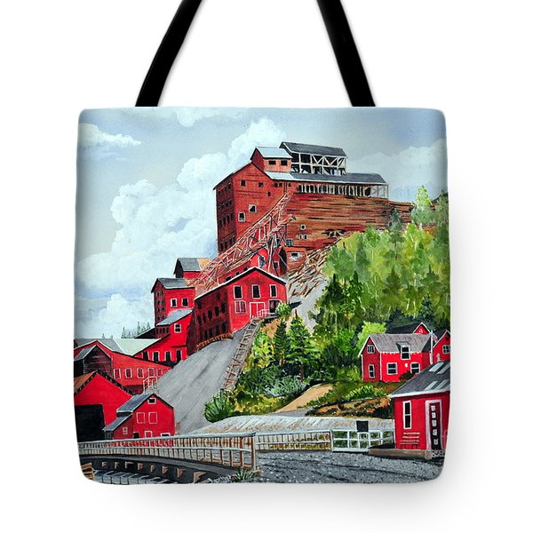 Kennecott Tote Bag