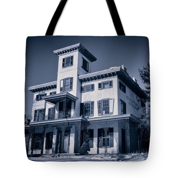 Kennedy-supplee Mansion Tote Bag