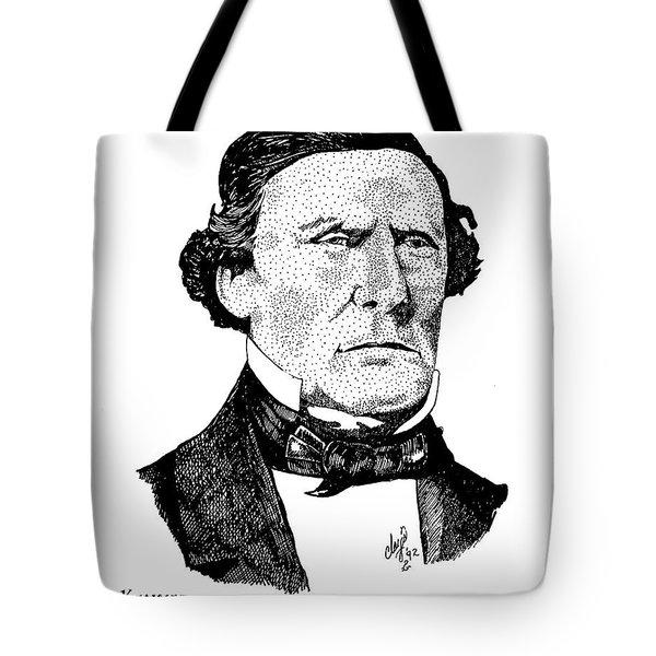 Kenneth Mckenzie Tote Bag