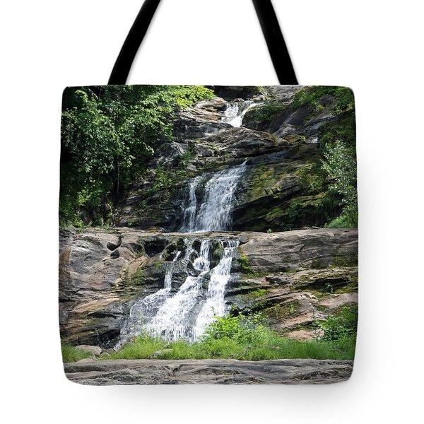 Kent Falls 1 Tote Bag