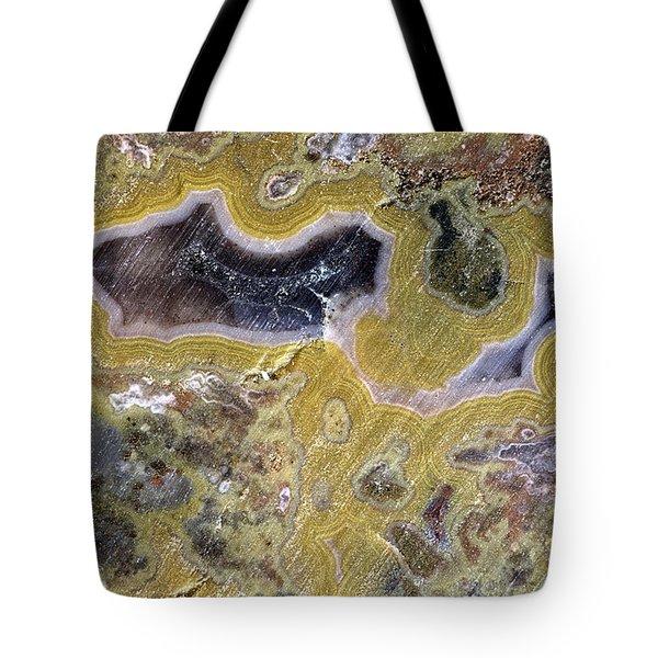 Kentucky Agate Tote Bag