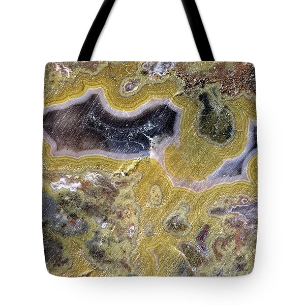 Kentucky Agate Tote Bag