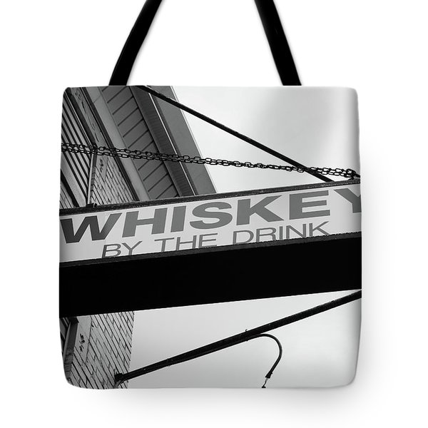 Tote Bag featuring the photograph Kentucky Bourbon Whiskey by Art Block Collections