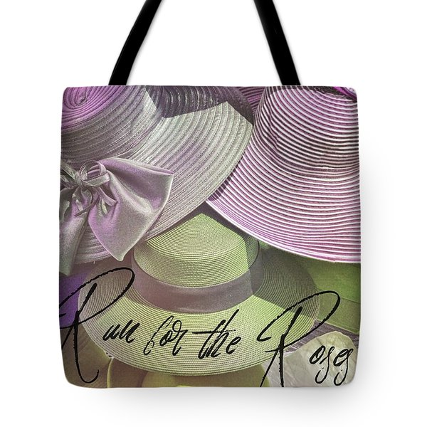 Kentucky Derby Colors  Tote Bag