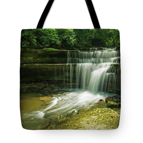 Kentucky Waterfalls Tote Bag