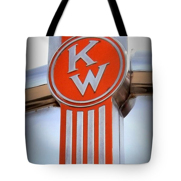 Kenworth Insignia Tote Bag